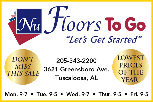 Nu-Floors To Go | Let's Get Started | Don't Miss This Sale | Lowest Prices Of The Year!