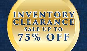 Inventory Clearance Sale - Up to 75% Off! - Only at Nu Floors To Go in Tuscaloosa Alabama