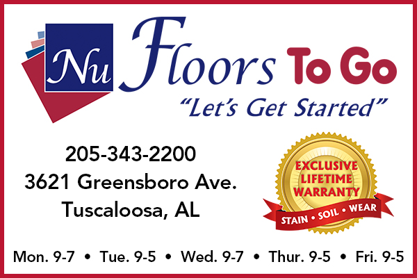 Nu-Floors To Go | Let's Get Started | Exclusive Lifetime Warranty - Stain, Soil, Wear