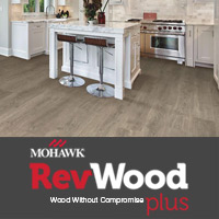 RevWood Plus Waterproof Laminate Flooring
