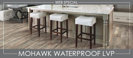 Web Special - Mohawk Waterproof LVP