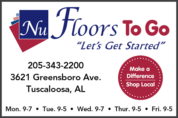 Nu-Floors To Go | Let's Get Started | Make A Difference - Shop Local