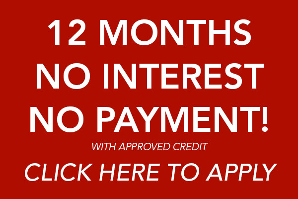 12 months NO interest NO payment with approved creditonly at Nu Floors To Go