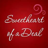 Sweetheart of a deal sale. 10% off material for the month of February. Family owned and operated