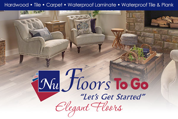Shop at home with Nu-Floors To Go!  Call 205-343-2200 for your personal in-home consultation to explore your flooring options today!